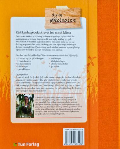 Kjøkkenhage – Dyrk økologisk For Norsk Klima