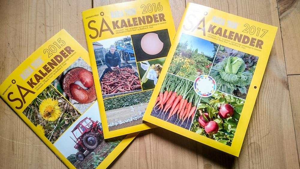 Maria Thuns Såkalender